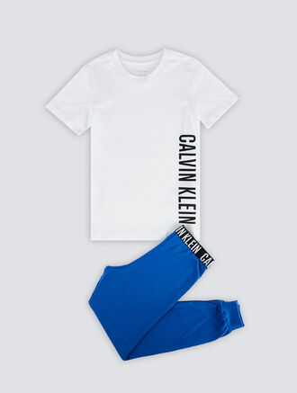 CALVIN KLEIN INTENSE POWER BOYS PAJAMA SET