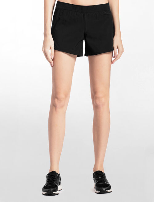 CALVIN KLEIN COVERED WAISTBAND SHORT