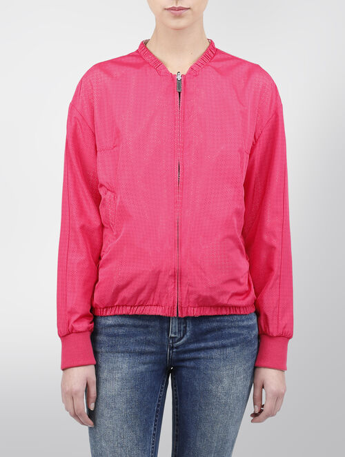 CALVIN KLEIN ANNA FLIGHT JACKET