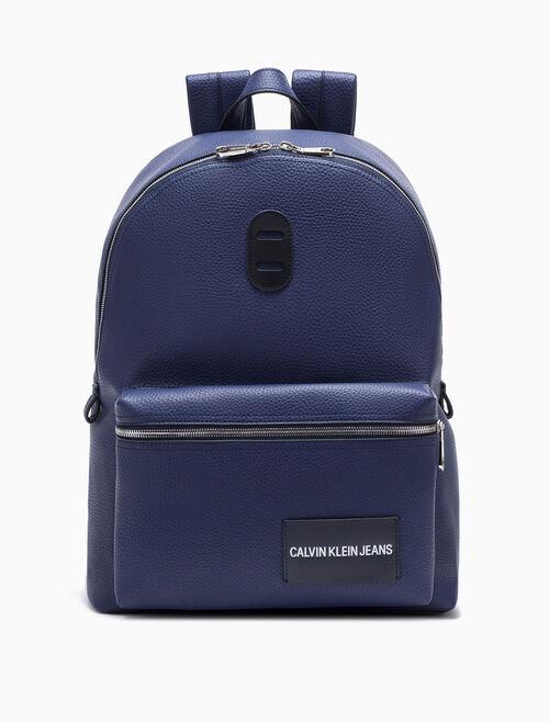 CALVIN KLEIN Pebble Essentials Campus Backpack 45