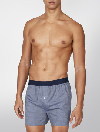 CALVIN KLEIN LUXURY SLEEP BOXER