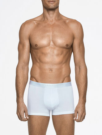 CALVIN KLEIN LIQUID STRETCH COTTON TRUNK