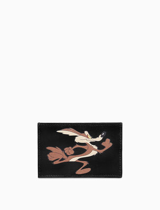 CALVIN KLEIN WILE E COYOTE SMALL CARD CASE