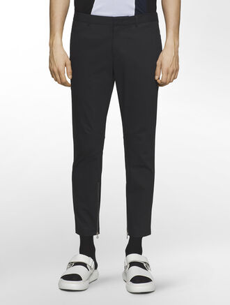 CALVIN KLEIN DENSE WILL BIKER PANTS( PETE FIT )