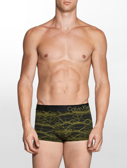 CALVIN KLEIN TECH FUSHION DIMENSIONS MICRO LOW RISE TRUNK