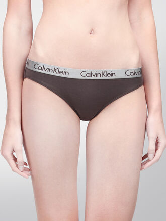 CALVIN KLEIN COTTON STRETCH BIKINI