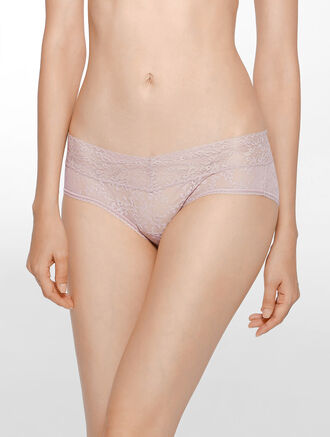 CALVIN KLEIN BARE LACE HIPSTER