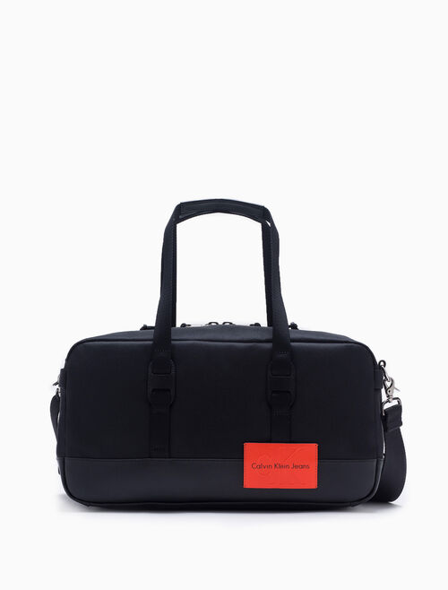 CALVIN KLEIN SPORT ESSENTIALS PLUS DUFFLE BAG
