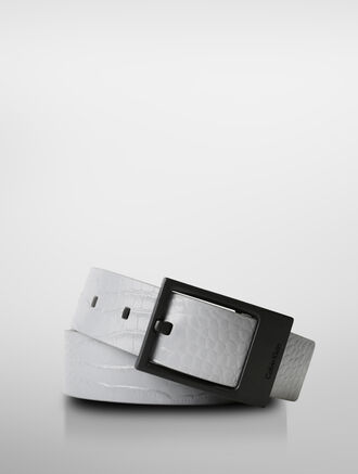 CALVIN KLEIN BASIC REVERSIBLE BELT