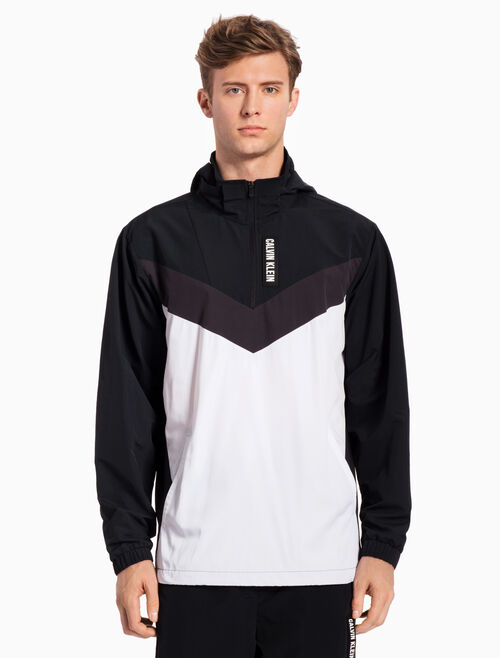 CALVIN KLEIN RETRO WINDBREAKER JACKET