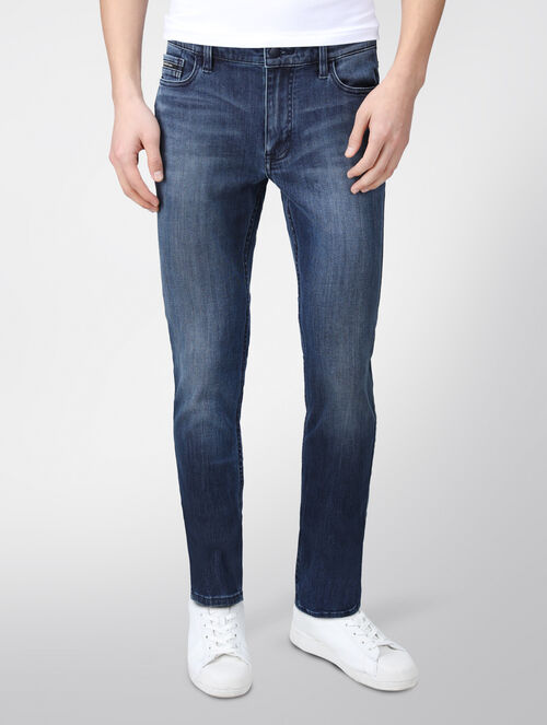 CALVIN KLEIN BLUE CRUSH SUPER SKINNY BCSTA
