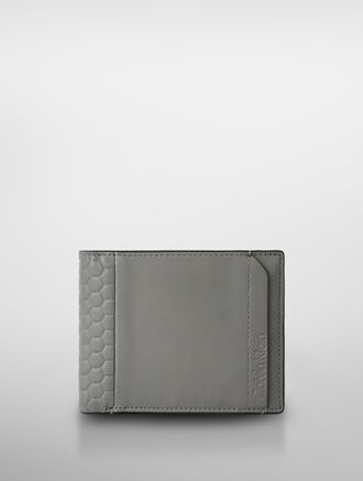 CALVIN KLEIN HONEY COMB AVIATOR BILLFOLD