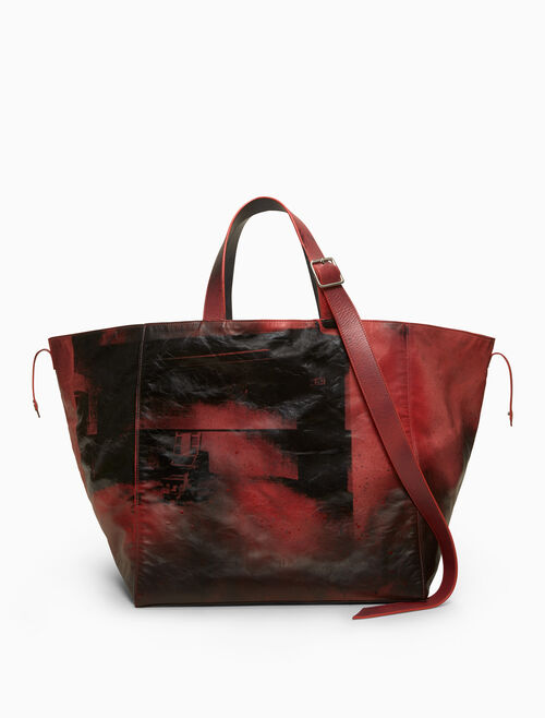 CALVIN KLEIN little electric chair tote