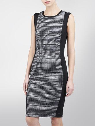 CALVIN KLEIN RUTH DRESS