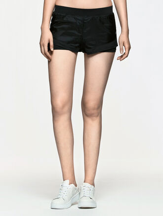 CALVIN KLEIN SHORT WITH MESH