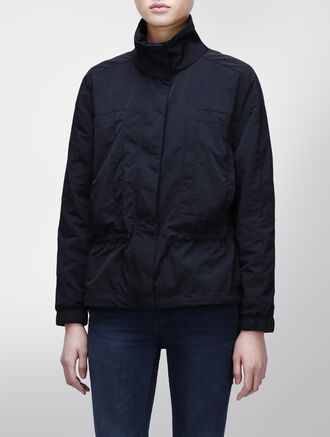 CALVIN KLEIN LIGHT WEIGHT NYLON JACKET