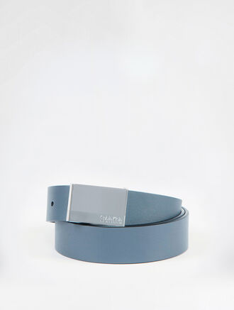 CALVIN KLEIN METAL TWO TONE BELT