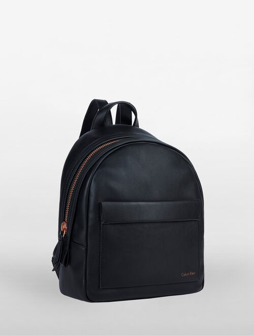 CALVIN KLEIN LAYERED EDGE CITY BACKPACK