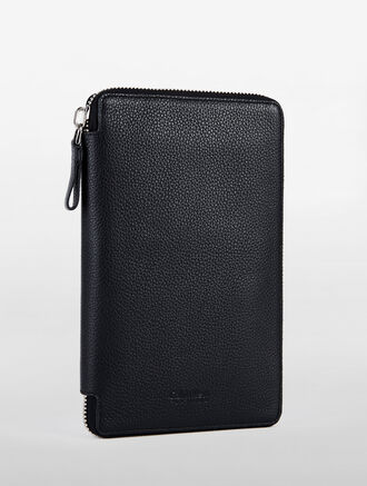 CALVIN KLEIN ORIGAMI ALL-IN-1 TRAVEL WALLET