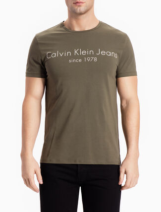 CALVIN KLEIN TREAVIK SLIM FIT TEE