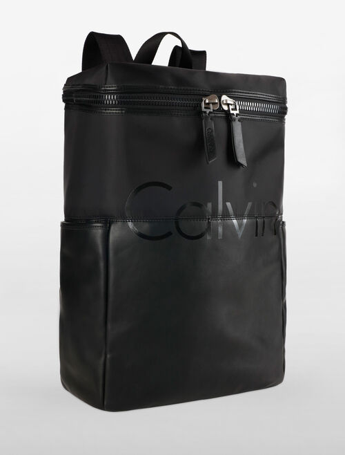 CALVIN KLEIN MODERN SURPLUS ZIP AROUND BACKPACK