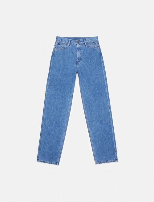 CALVIN KLEIN TOUGH BLUE BAGGY JEANS
