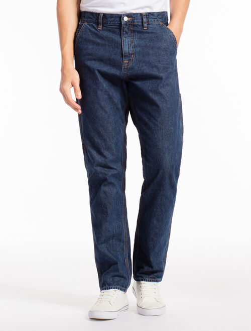 CALVIN KLEIN DUMBO BLUE CARPENTER JEANS