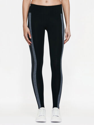 CALVIN KLEIN SIDE STRIPE LEGGINGS