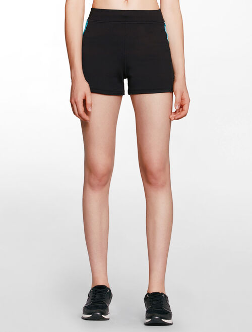CALVIN KLEIN COLOR BLOCK SHORT