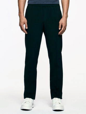 CALVIN KLEIN MODERN STRETCH ELASTICATED WAIST BAND PANTS