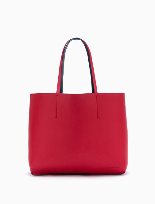 CALVIN KLEIN ULTRA LIGHT REVERSIBLE SHOPING TOTE