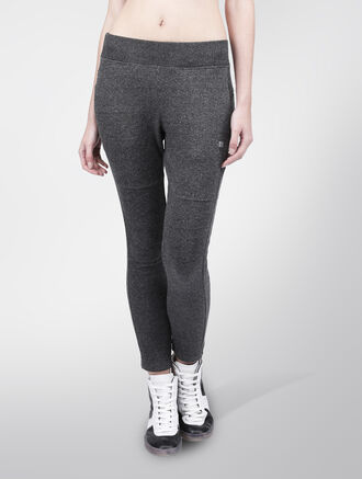 CALVIN KLEIN OPEN HEM SWEAT PANT