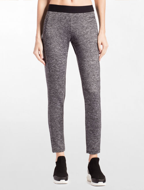 CALVIN KLEIN BRUSHED SWEAT PANTS