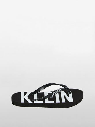 CALVIN KLEIN INTENSE POWER FLIP FLOP