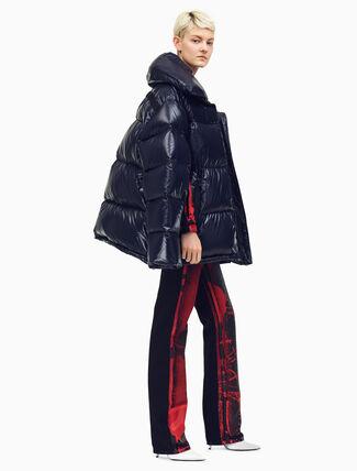 CALVIN KLEIN Oversized Puffer Jacket In Nylon