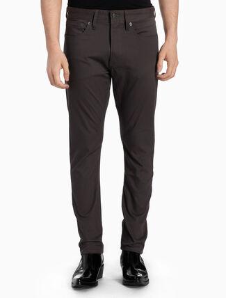 CALVIN KLEIN 窄管長褲(合身版型)
