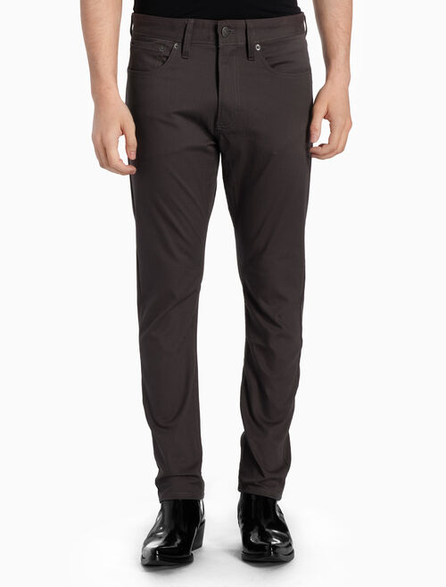 CALVIN KLEIN SLIM TAPERED PANTS