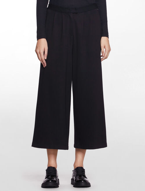 CALVIN KLEIN SOFT STRETCH CROPPED PANTS