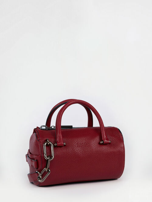 CALVIN KLEIN CIRCLED SMALL DUFFLE WITH STRAP