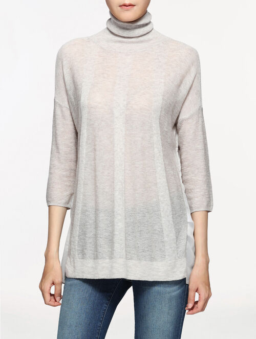 CALVIN KLEIN SIMI MM LONG SLEEVES SWEATER