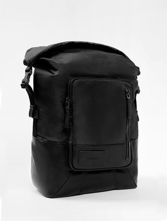 CALVIN KLEIN TECH ROLL TOP BACKPACK