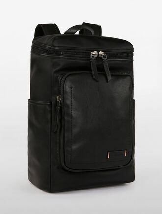 CALVIN KLEIN BOND ZIP AROUND BACKPACK