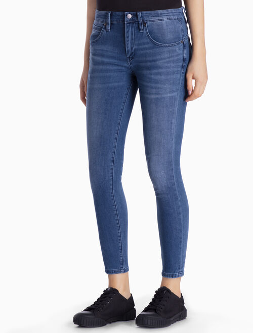 CALVIN KLEIN COOLMAX TANGLE SKINNY BODY JEANS
