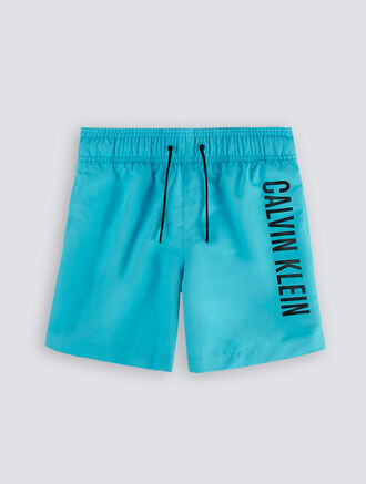 CALVIN KLEIN BOYS SWIM SHORTS - INTENSE POWER