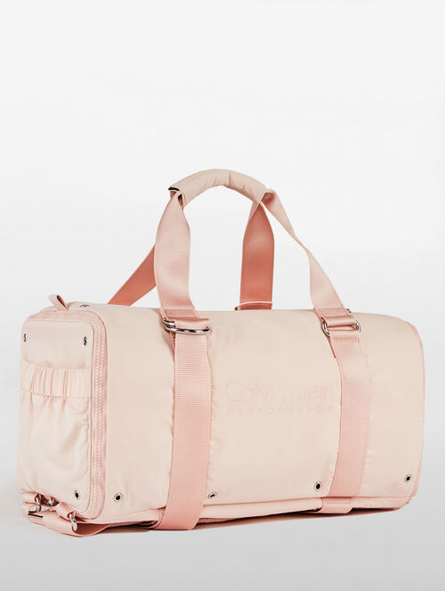 CALVIN KLEIN EXPAND DUFFLE BACKPACK
