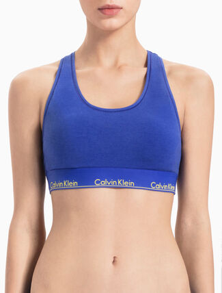 CALVIN KLEIN MODERN COTTON LIGHT 無鋼圈內衣附內襯