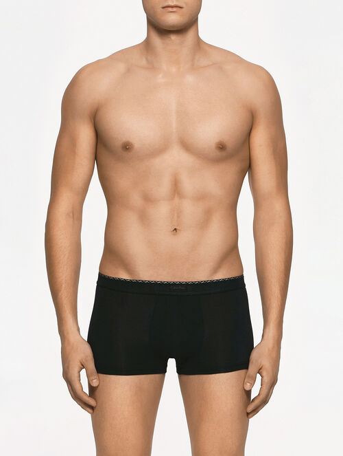 CALVIN KLEIN CK BLACK LOW RISE TRUNK