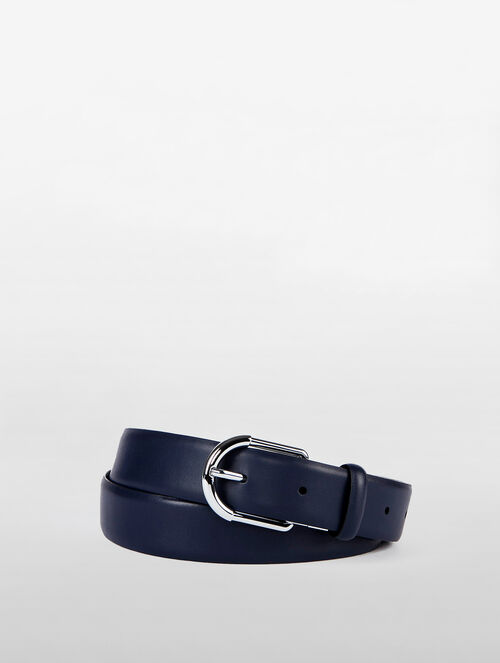 CALVIN KLEIN OVAL REVERSIBLE BUCKLE