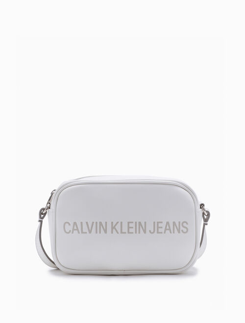 CALVIN KLEIN Small Camera Bag With Logo