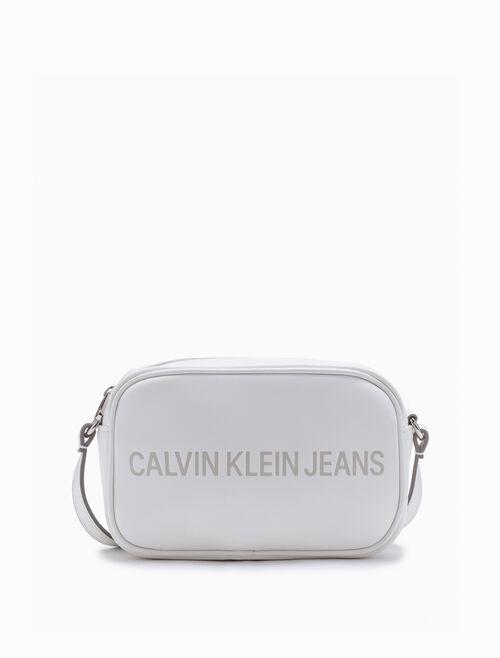 CALVIN KLEIN Logo 小型相機包